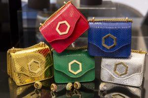 farnese gioielli ospita hibourama bags
