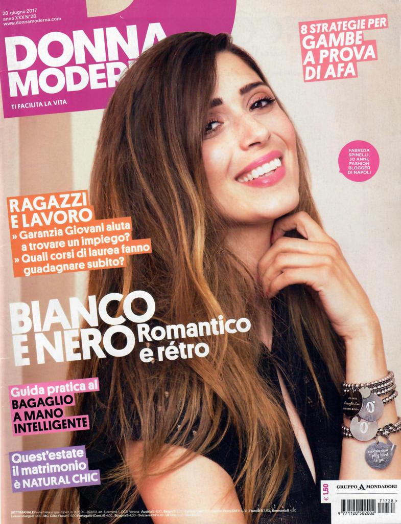 Farnese Gioielli Donna Moderna Giugno 2017-1