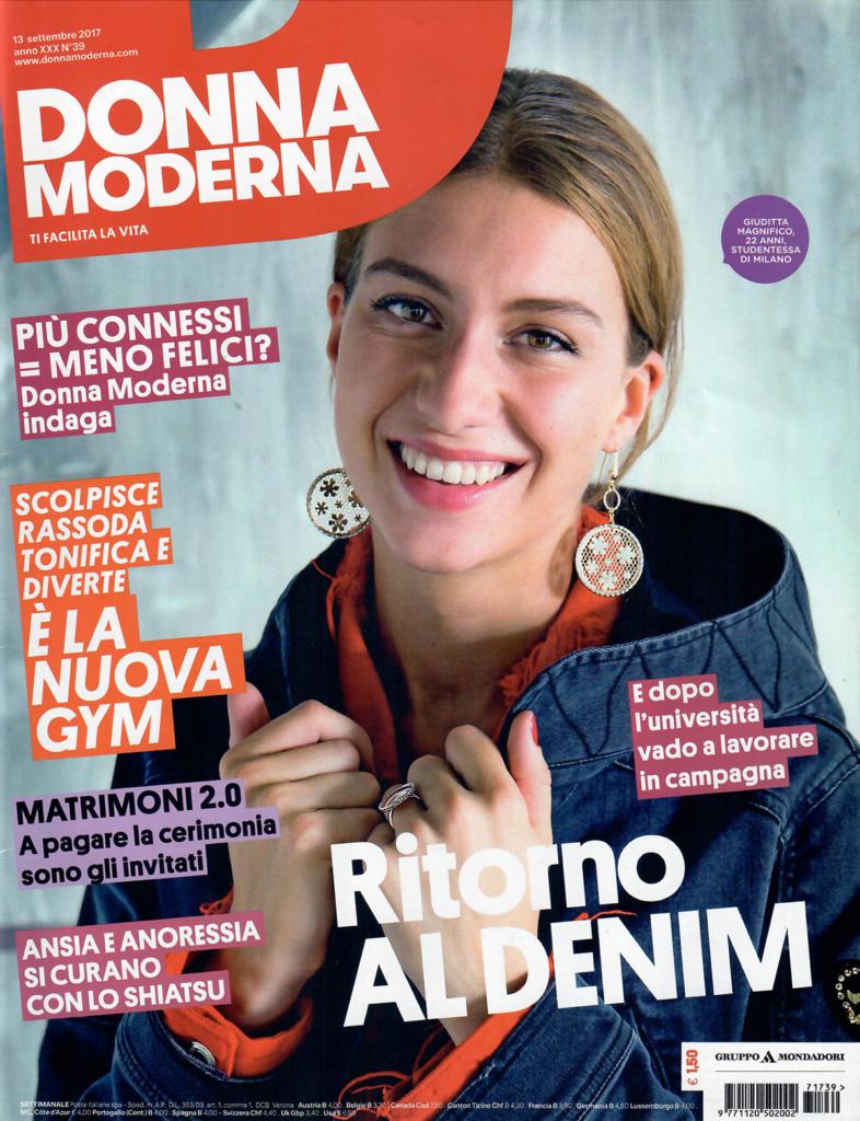 Farnese Gioielli Donna Moderna Settembre 2017-1
