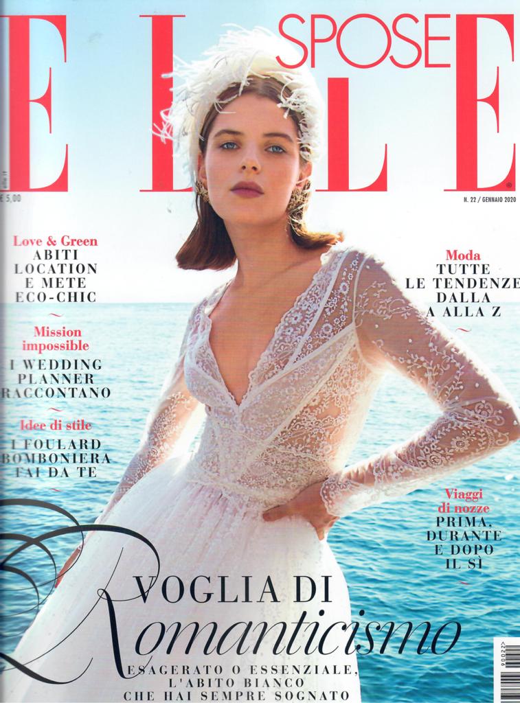 Farnese Gioielli Elle Spose Gennaio 2020 -1