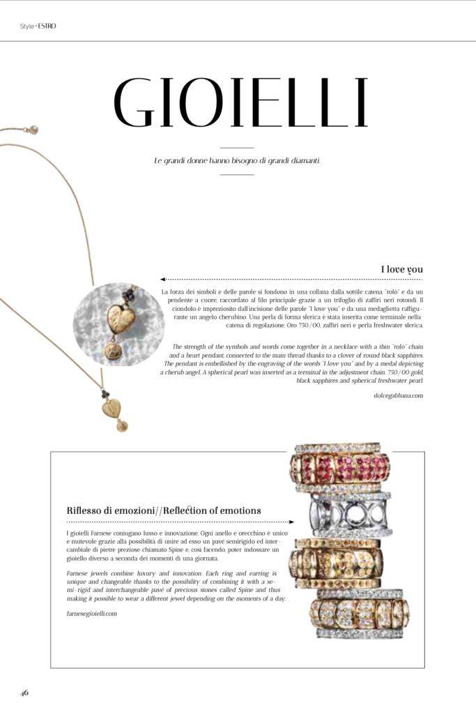Farnese Gioielli Estro Magazine Dicembre 19_2