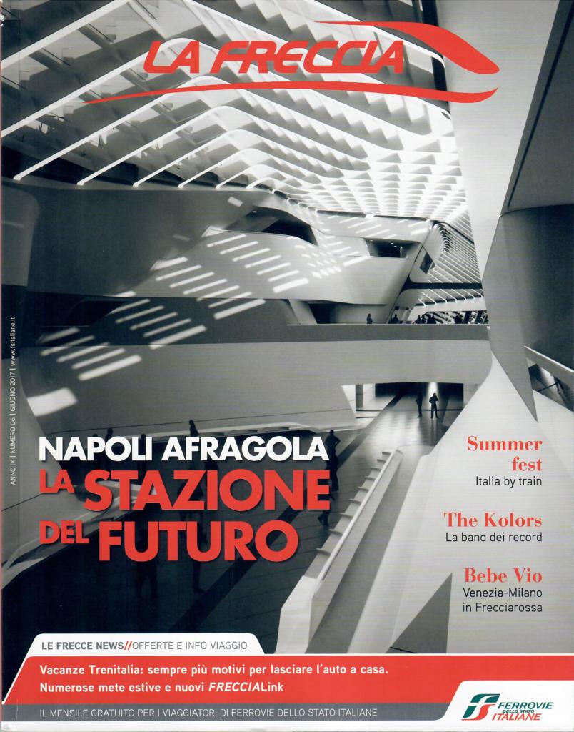 Farnese Gioielli La freccia Giugno 2017-1
