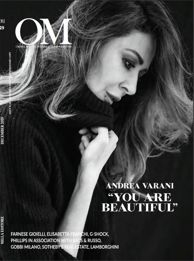 Farnese Gioielli OM Magazine Dicembre 19_1