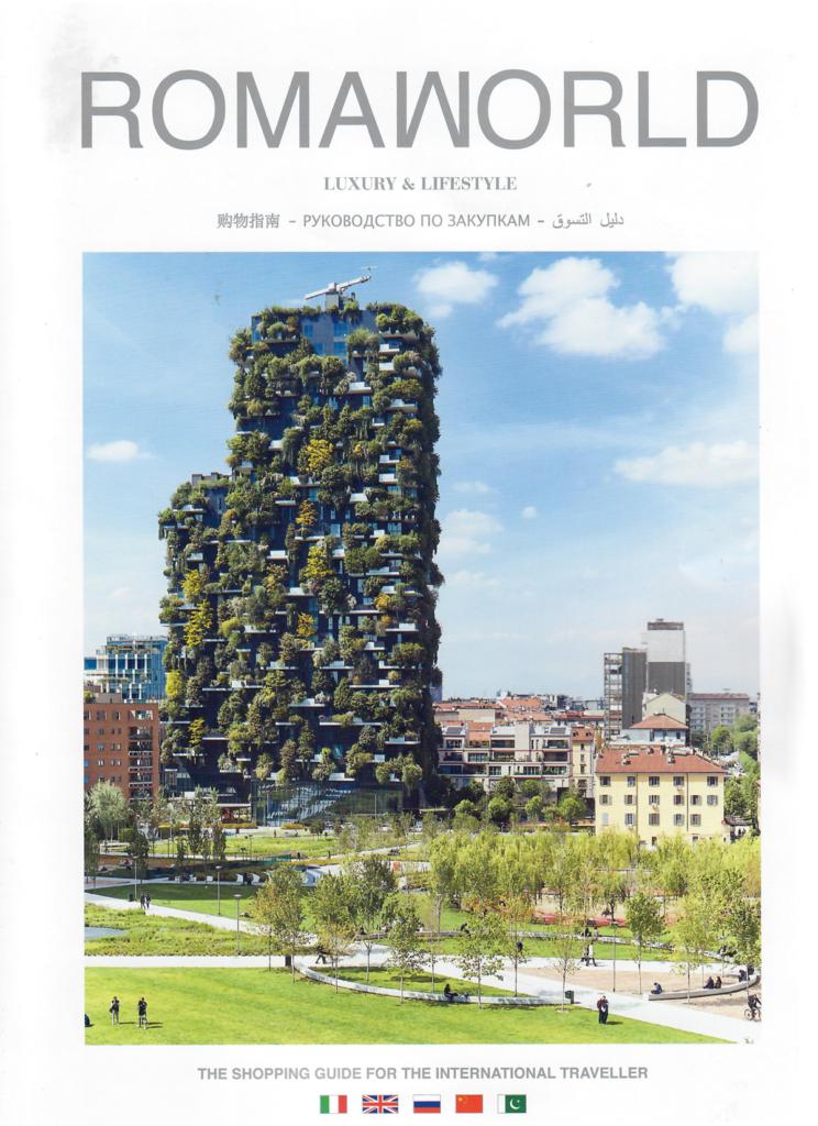 Farnese Gioielli - RomaWorld_Dic2019_copertina